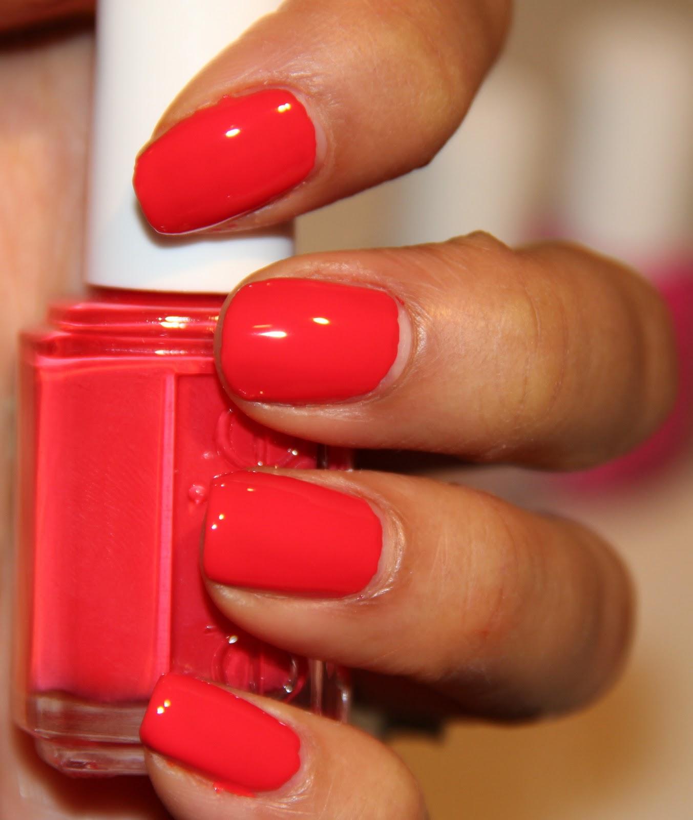 nail polish |